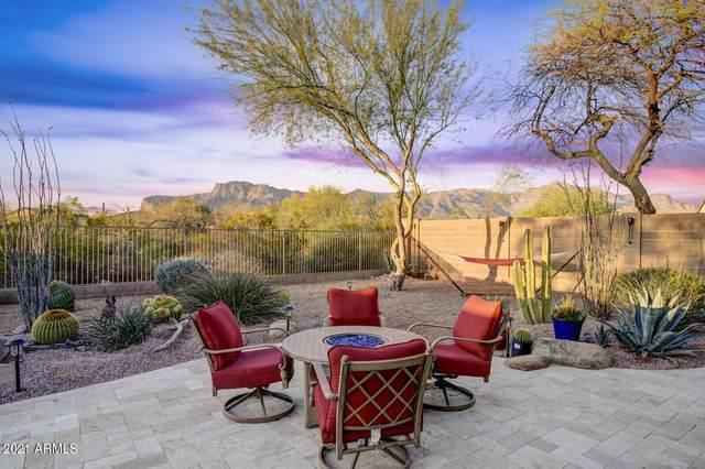 6942 E Hacienda La Noria Lane, Gold Canyon, AZ 85118 (MLS #6216964) :: Executive Realty Advisors