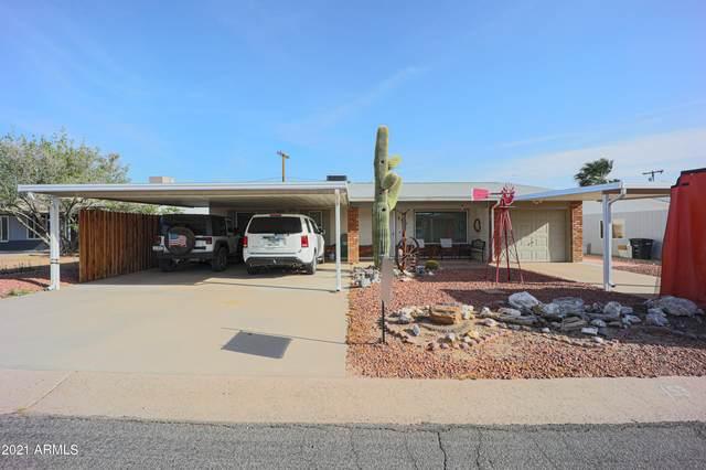 153 Peretz Circle, Morristown, AZ 85342 (MLS #6216966) :: The Property Partners at eXp Realty