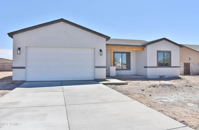 14755 S Amado Boulevard, Arizona City, AZ 85123 (MLS #6216967) :: The Riddle Group