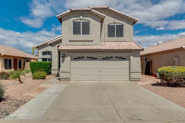 9216 W Sandra Terrace, Peoria, AZ 85382 (MLS #6216978) :: Yost Realty Group at RE/MAX Casa Grande