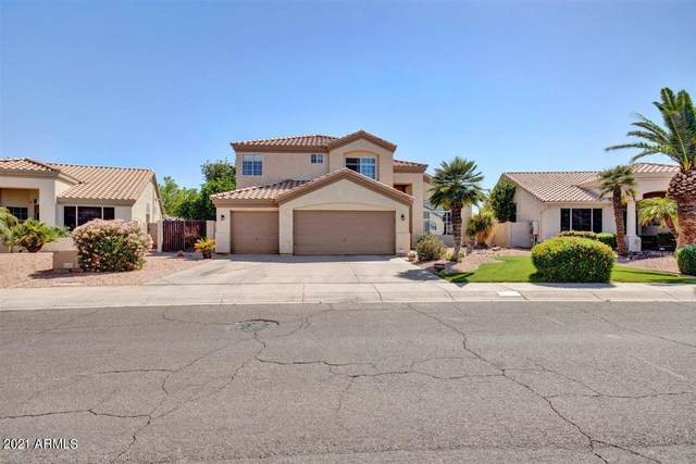 203 W Candlewood Lane, Gilbert, AZ 85233 (MLS #6216984) :: Openshaw Real Estate Group in partnership with The Jesse Herfel Real Estate Group