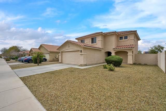 16546 W Desert Bloom Street, Goodyear, AZ 85338 (MLS #6216991) :: Devor Real Estate Associates
