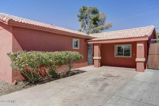 2928 N 53RD Avenue, Phoenix, AZ 85031 (MLS #6217005) :: neXGen Real Estate