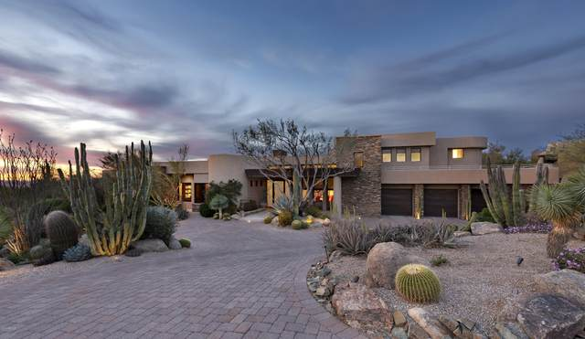 10194 E Running Deer Trail, Scottsdale, AZ 85262 (MLS #6217014) :: The Carin Nguyen Team