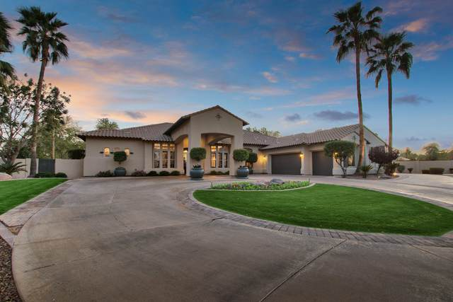 233 E Bridgeport Parkway, Gilbert, AZ 85295 (MLS #6217033) :: Yost Realty Group at RE/MAX Casa Grande