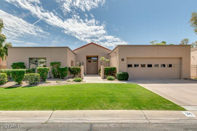 2737 E Arizona Biltmore Circle #34, Phoenix, AZ 85016 (MLS #6217037) :: Long Realty West Valley