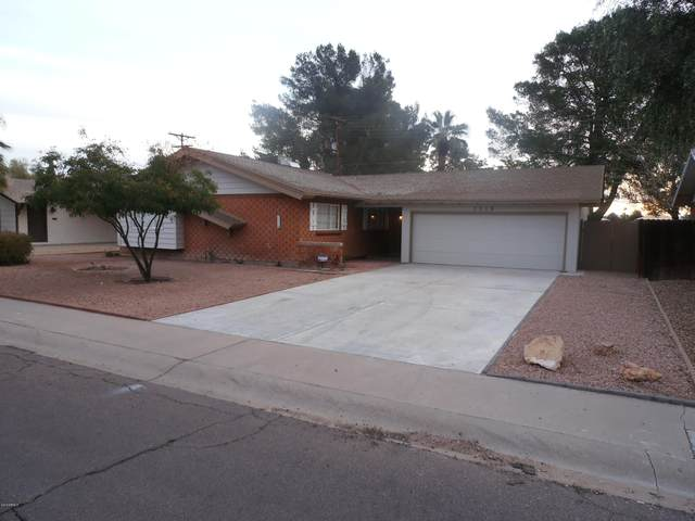 3519 N 83RD Street, Scottsdale, AZ 85251 (MLS #6217042) :: Devor Real Estate Associates