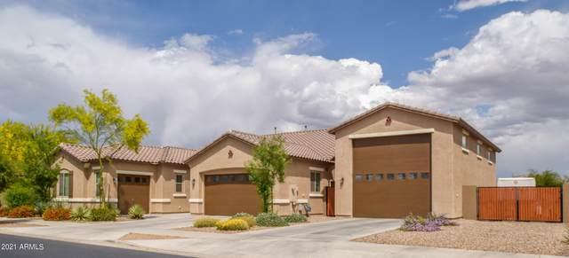 21387 S 219TH Place, Queen Creek, AZ 85142 (MLS #6217046) :: Yost Realty Group at RE/MAX Casa Grande