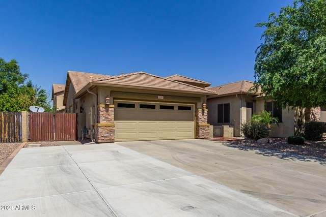 1258 E Baranca Road, Gilbert, AZ 85297 (MLS #6217047) :: Yost Realty Group at RE/MAX Casa Grande
