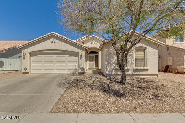 9138 W Mackenzie Drive, Phoenix, AZ 85037 (MLS #6217067) :: Yost Realty Group at RE/MAX Casa Grande