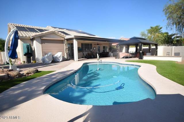 11111 E Chestnut Court, Sun Lakes, AZ 85248 (MLS #6217078) :: Yost Realty Group at RE/MAX Casa Grande