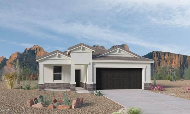 1822 W Pinkley Avenue, Coolidge, AZ 85128 (MLS #6217080) :: Yost Realty Group at RE/MAX Casa Grande