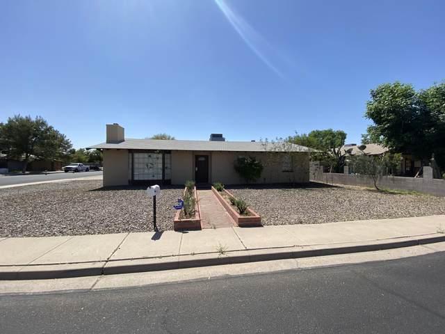 161 E Ivy Street, Mesa, AZ 85201 (MLS #6217084) :: Yost Realty Group at RE/MAX Casa Grande