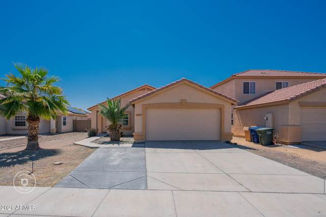 12617 W Windrose Drive, El Mirage, AZ 85335 (MLS #6217102) :: Midland Real Estate Alliance