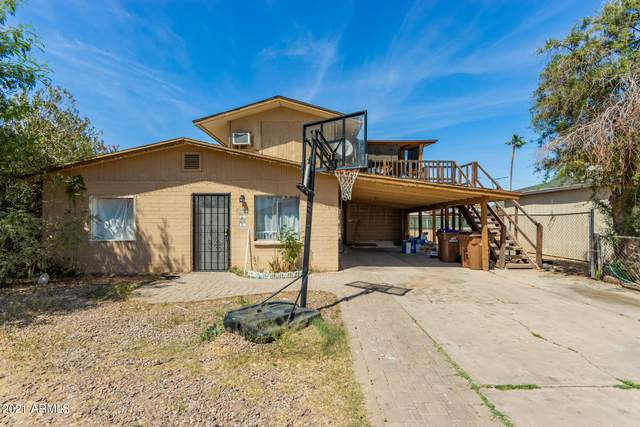 9206 W Pierce Street, Tolleson, AZ 85353 (MLS #6217122) :: Executive Realty Advisors