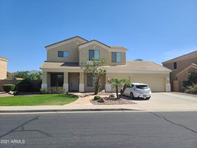 4801 E Runaway Bay Drive, Chandler, AZ 85249 (MLS #6217145) :: Yost Realty Group at RE/MAX Casa Grande