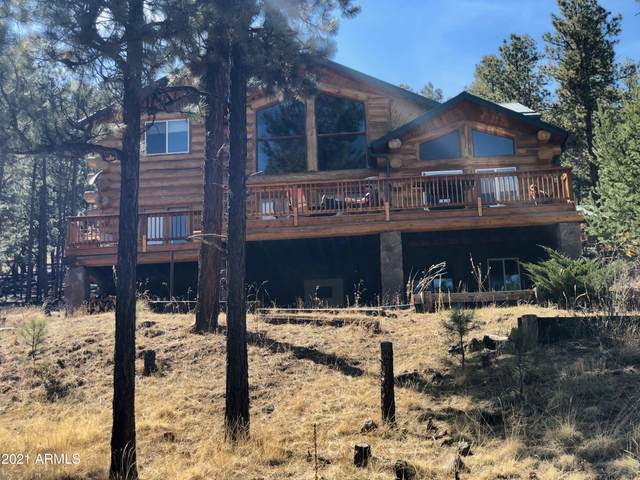 5 N County Road 1022, Greer, AZ 85927 (MLS #6217151) :: Yost Realty Group at RE/MAX Casa Grande