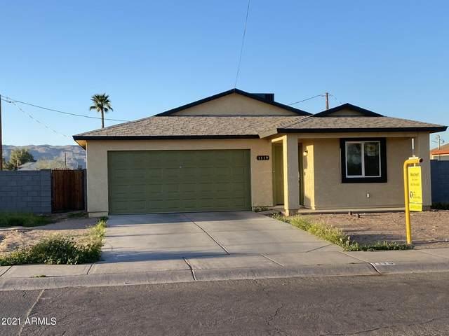 1119 E Jones Avenue, Phoenix, AZ 85040 (MLS #6217156) :: Yost Realty Group at RE/MAX Casa Grande