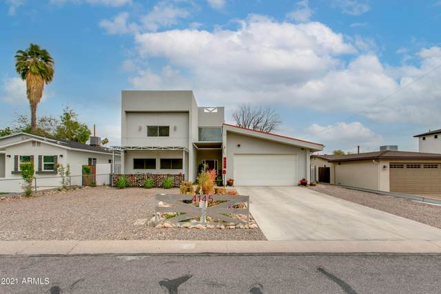 4145 N 42ND Street, Phoenix, AZ 85018 (MLS #6217157) :: Yost Realty Group at RE/MAX Casa Grande
