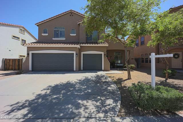 7427 S 15TH Drive, Phoenix, AZ 85041 (MLS #6217169) :: Yost Realty Group at RE/MAX Casa Grande