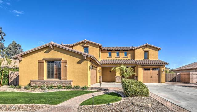 2750 E Carob Drive, Gilbert, AZ 85298 (MLS #6217196) :: Yost Realty Group at RE/MAX Casa Grande