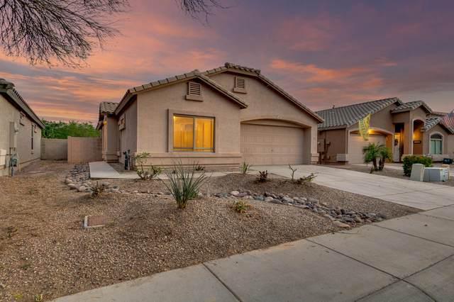 583 E Jeanne Lane, San Tan Valley, AZ 85140 (MLS #6217208) :: Yost Realty Group at RE/MAX Casa Grande