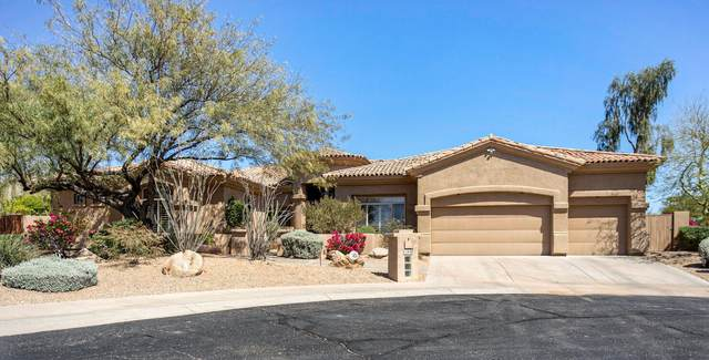 11971 N 123RD Way, Scottsdale, AZ 85259 (MLS #6217213) :: Yost Realty Group at RE/MAX Casa Grande