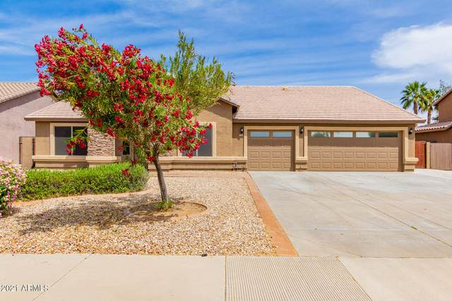 1849 S 96TH Street, Mesa, AZ 85209 (MLS #6217218) :: The Laughton Team