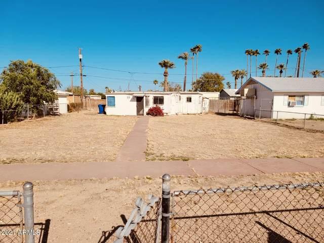 821 S Greenleaf Lane, Avondale, AZ 85323 (MLS #6217253) :: Yost Realty Group at RE/MAX Casa Grande