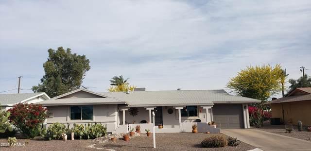 11865 N Cherry Hills Drive E, Sun City, AZ 85351 (MLS #6217264) :: My Home Group
