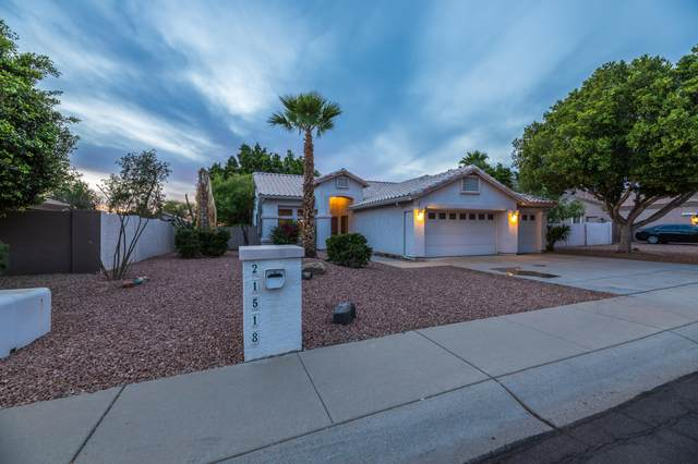 21518 N 58TH Drive, Glendale, AZ 85308 (MLS #6217272) :: Arizona Home Group