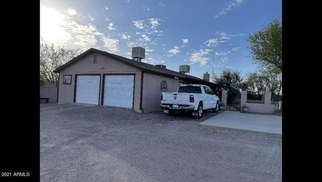 42840 N Grand Avenue, Morristown, AZ 85342 (MLS #6217281) :: Yost Realty Group at RE/MAX Casa Grande