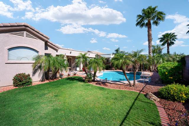 3143 S Wildrose Circle, Mesa, AZ 85212 (MLS #6217282) :: Yost Realty Group at RE/MAX Casa Grande