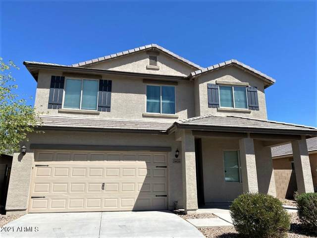 24424 W Sheraton Lane, Buckeye, AZ 85326 (MLS #6217292) :: Yost Realty Group at RE/MAX Casa Grande