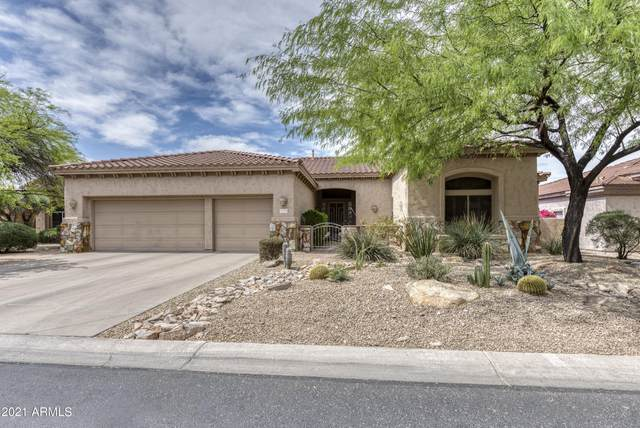 12758 N 114TH Street, Scottsdale, AZ 85259 (MLS #6217293) :: Executive Realty Advisors