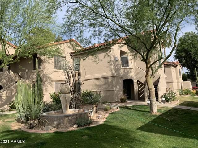 9755 N 93RD Way #255, Scottsdale, AZ 85258 (MLS #6217299) :: The Daniel Montez Real Estate Group