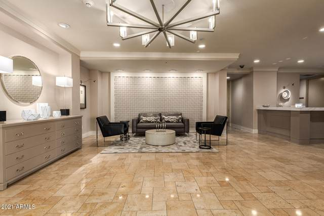 3801 N Goldwater Boulevard #207, Scottsdale, AZ 85251 (MLS #6217300) :: The Riddle Group
