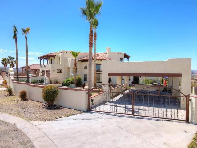 1130 N Seneca Place, Nogales, AZ 85621 (MLS #6217307) :: Yost Realty Group at RE/MAX Casa Grande
