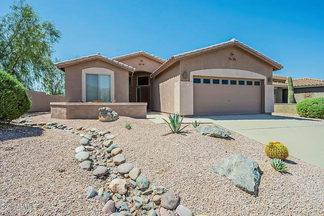 8217 E Easy Shot Lane, Gold Canyon, AZ 85118 (MLS #6217318) :: The Riddle Group
