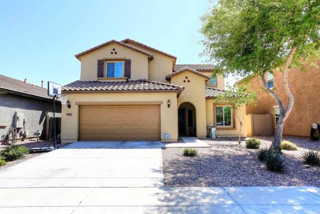 10827 W Cottontail Lane, Peoria, AZ 85383 (MLS #6217327) :: Yost Realty Group at RE/MAX Casa Grande