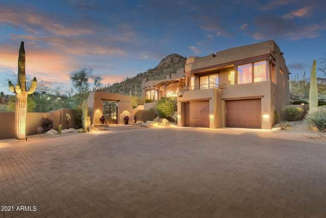11440 E Black Rock Road, Scottsdale, AZ 85255 (MLS #6217331) :: My Home Group
