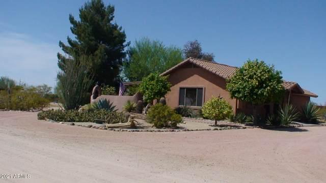 21326 W Restin Road W, Wittmann, AZ 85361 (MLS #6217345) :: Long Realty West Valley
