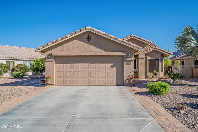 23114 W Antelope Trail, Buckeye, AZ 85326 (MLS #6217353) :: The Daniel Montez Real Estate Group