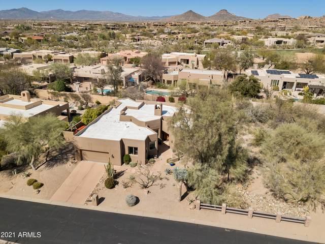 9828 E Gamble Lane, Scottsdale, AZ 85262 (MLS #6217356) :: Yost Realty Group at RE/MAX Casa Grande