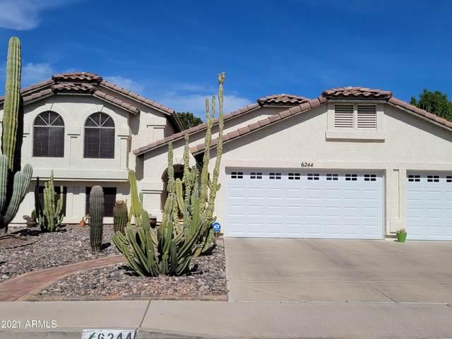 6244 W Desert Cove Avenue, Glendale, AZ 85304 (MLS #6217361) :: Yost Realty Group at RE/MAX Casa Grande
