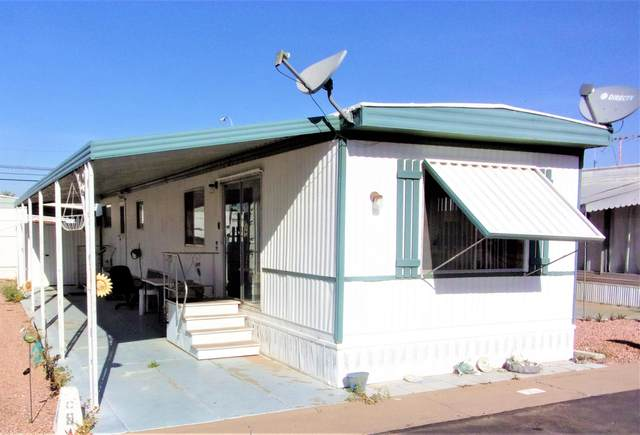 7807 E Main Street C-9, Mesa, AZ 85207 (MLS #6217389) :: My Home Group
