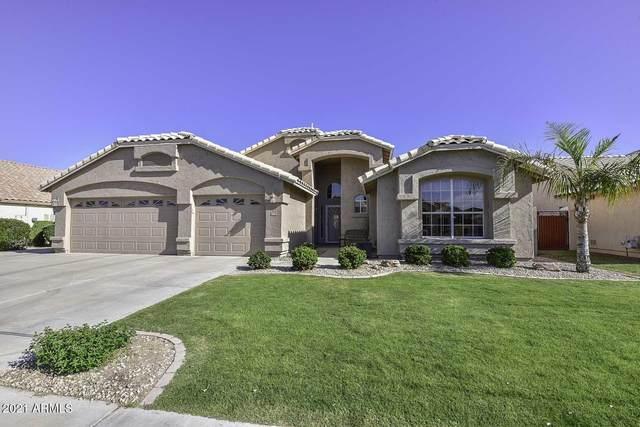 9978 W Mohawk Lane, Peoria, AZ 85382 (MLS #6217427) :: Yost Realty Group at RE/MAX Casa Grande