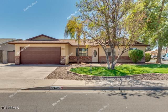 2645 E Irwin Avenue, Mesa, AZ 85204 (MLS #6217429) :: Yost Realty Group at RE/MAX Casa Grande