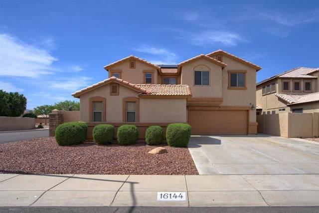 16144 N 160TH Avenue, Surprise, AZ 85374 (MLS #6217435) :: Yost Realty Group at RE/MAX Casa Grande