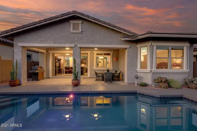 20553 W Carlton Manor Manor, Buckeye, AZ 85396 (MLS #6217437) :: Yost Realty Group at RE/MAX Casa Grande